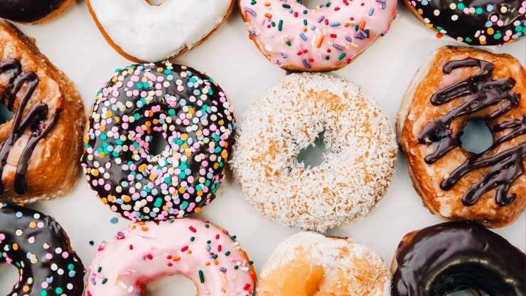 test donut