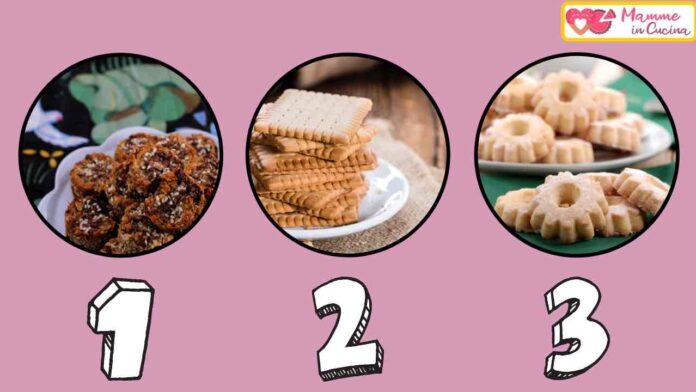 test biscotto goloso