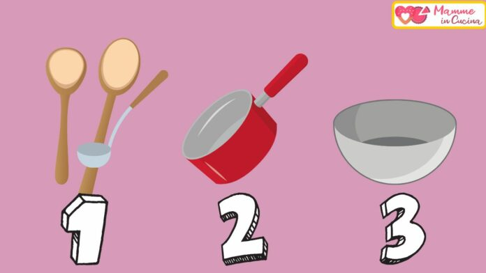 test indispensabile cucina