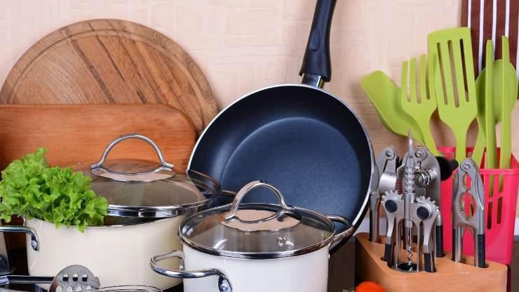 test indispensabili cucina