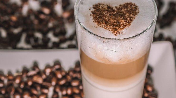 latte caffè errore