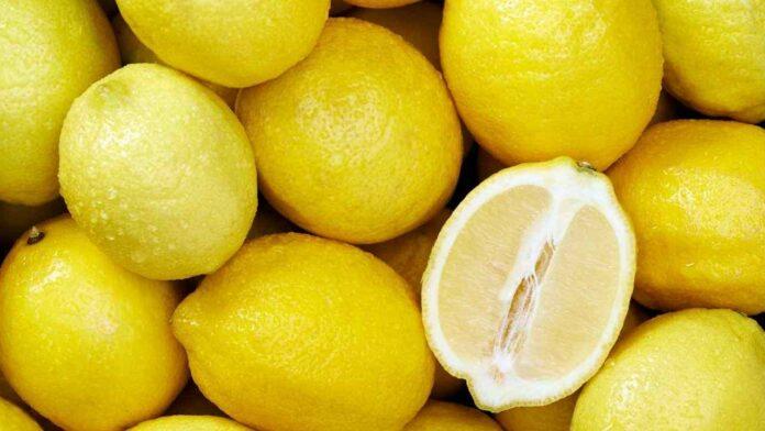 conservare limoni