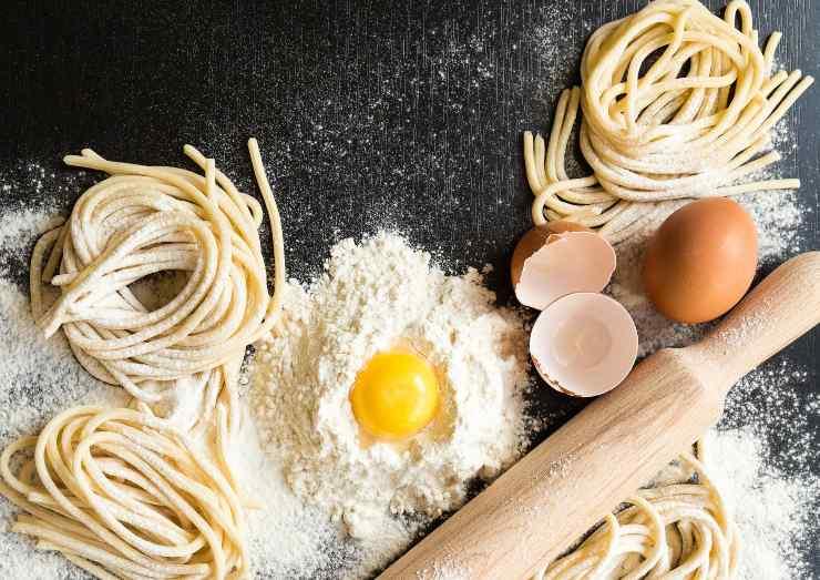 test pasta