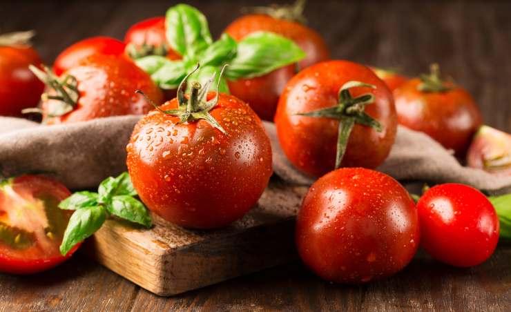 test come mangi i pomodori