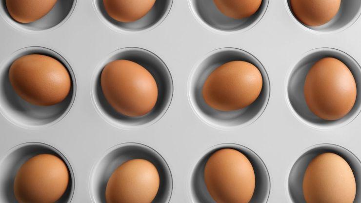 trucco uova sode