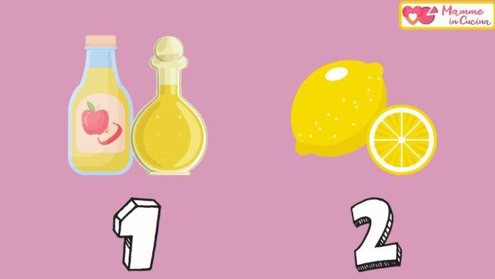 TEST aceto limone