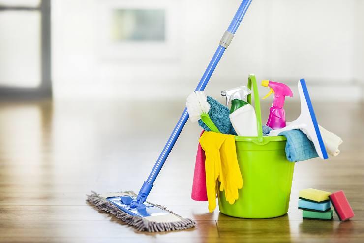 casa fresca pulita Benedetta Rossi